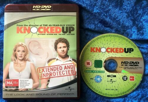 HD DVD Knocked Up