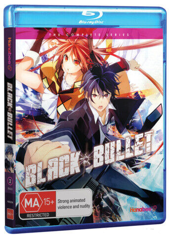 BLACK BULLET (BLU-RAY) |  - New Game