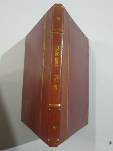 Toilers Front. Organ Of The Revolutionary Communist Party Of India. Vol.1 1947