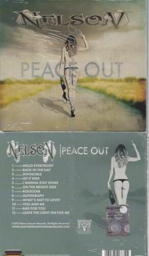 CD-- NELSON  --PEACE OUT