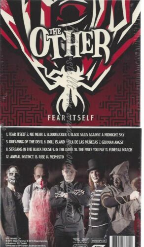 CD-- THE OTHER  --FEAR ITSELF