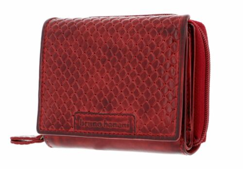 bruno banani Wallet With Flap Wichita Wallet With Flap Red