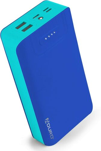 Aduro PowerUp Dual Smartcharge Compact 30,000mAh External Battery Power Bank