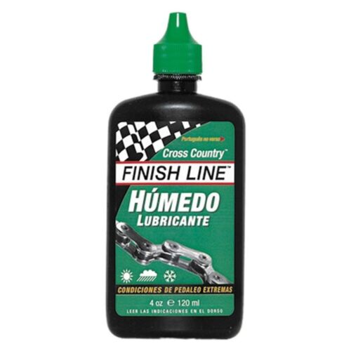 FINISH LINE LUBRICANTE CROSS COUNTRY BOTE 4 OZ.