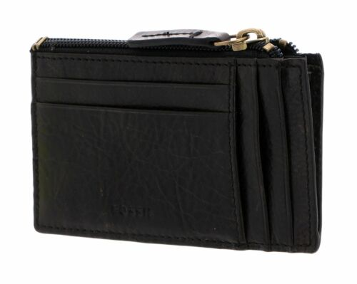FOSSIL Caine Card Case Black