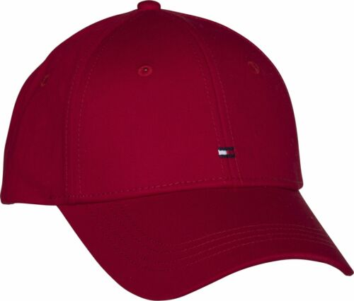 TOMMY HILFIGER Cap Classic BB Apple Red