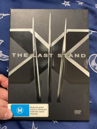 The Last Stand - 2 Disc Special Edition - VG - R4 - DVD Hugh Jackman