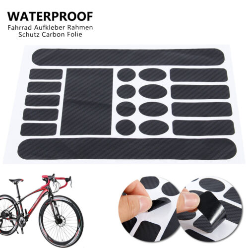 MTB Bicycle Bike Sticker Chainstay Frame Protector Kit Cycling Protection Paster