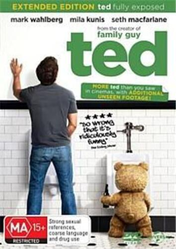 TED 1 : NEW DVD