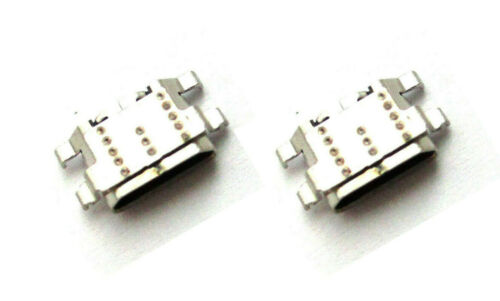 2X USB Charger Charging Port Dock Connector for Amazon Fire HD10 SL056ZE 7th Gen