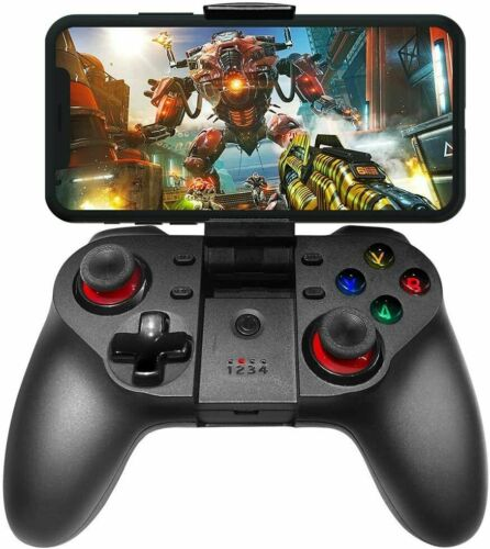 CONTROLLER JOYPAD WIRELESS BLUETOOTH SMARTPHONE ANDROID IOS WINDOWS PHONE <br/> ✅ COMPATIBILE ANDROID E IOS ✅AL MOMENTO NO IOS 13.4