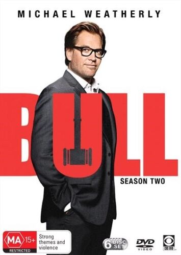 BULL : Season 2 : NEW DVD