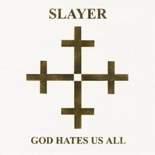 Slayer - God Hates Us All (U.S.) - CD - New