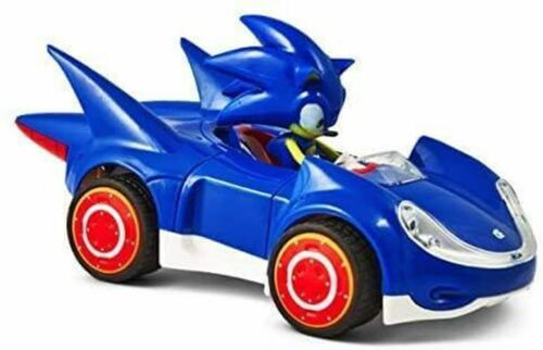 Auto Sonic All-Stars Racing Transformed Friction Voiture Sonic 14 CM