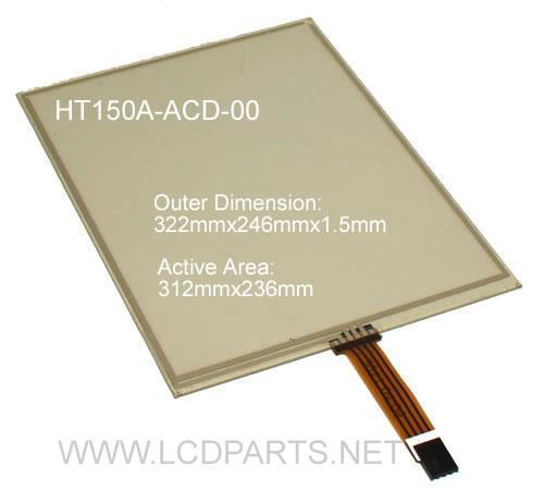 New Replace Touchscreen, HT150A-ACD-00