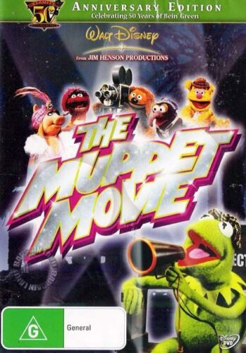 THE MUPPET MOVIE Anniversary : NEW DVD