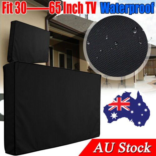 30-65 Inch TV Cover Dustproof Waterproof Outdoor Patio Television Protector Case <br/> 3 layer protection☆Breathable☆Weatherproof☆Fast Post☆