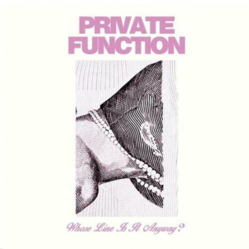 Private Function - Whose Line Is It Anyway - CD - New