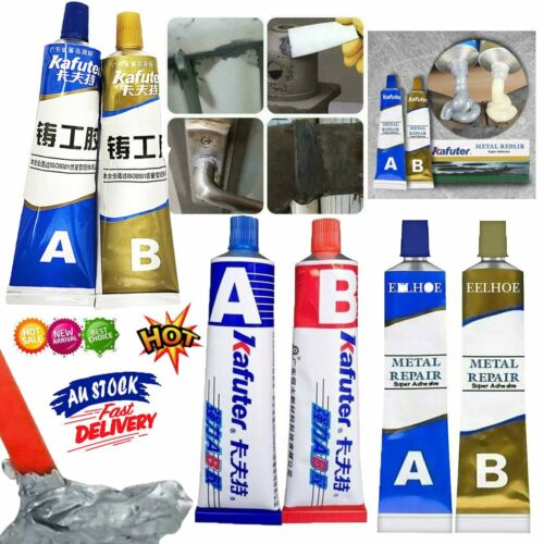 For Kafuter Industrial Heat Resistance Cold Weld Metal Repair Paste High Quality