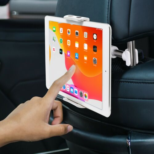 Aduro U-Grip Car Seat Headrest Mount Holder for 4-12Inch Cell Phone Tablet Ipad