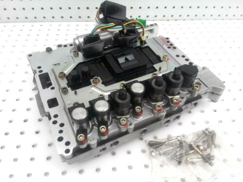INFINITY NISSAN RE5R05A Valve Body, 2rd Design , WITH TCM AND SOLENOID
