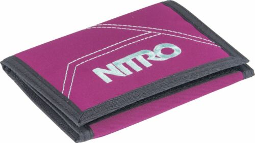NITRO Daypacker Collection Wallet Grateful Pink