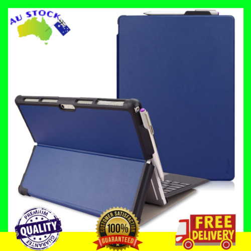 CASE For Microsoft Surface Pro 7/6/5/4/ Pro 2017 Compatible Type Cover Keyboard