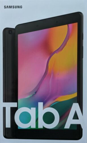 NEW Samsung Galaxy Tab A 8.0 (2019) 32GB, Wi-Fi - Black - SM-T290 [AUS STOCK]