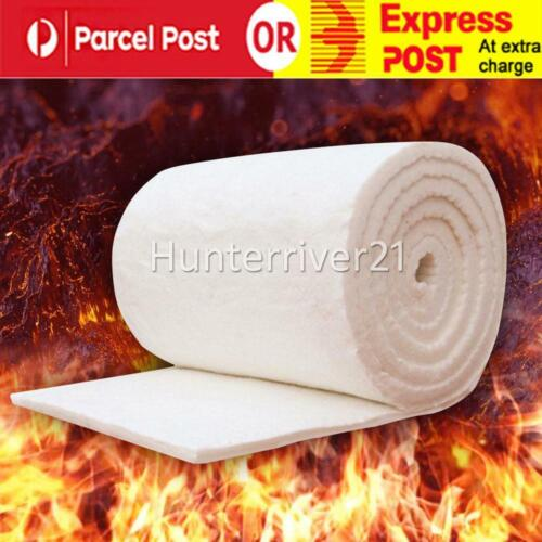 Silicate Ceramic Fiber Blanket Insulation High Temperature Fireproof Mat Pad