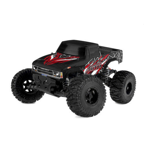 Team Corally - TRITON XP - 1/10 Monster Truck 2WD - RTR - Brushless Power 2-3S -