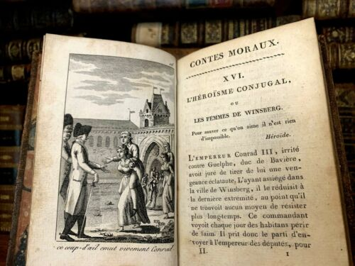 1807 ANECDOTES AND MORAL TALES for Youth Instruction