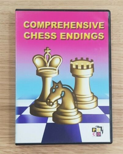 Chess Assistant Comprehensive Chess Endings PC CD Chess Software