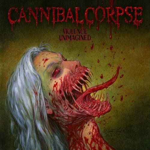 Cannibal Corpse - Violence Unimagined - CD - New
