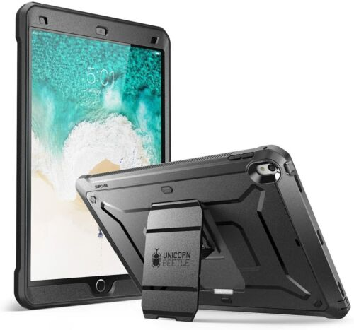 CASE for iPad Pro 12.9 (2017) [Heavy Duty] Full-Body Rugged Protective Cover