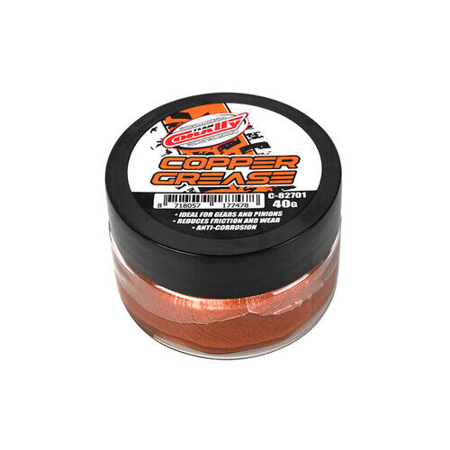 Team Corally - Copper Grease 25gr - Ideal for CVD / CVA joints - Anti-seize comp