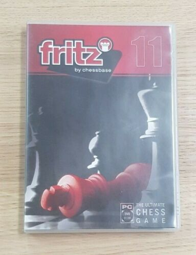 ChessBase Fritz 11 The Ultimate Chess Game Chess Software DVD Chess Base