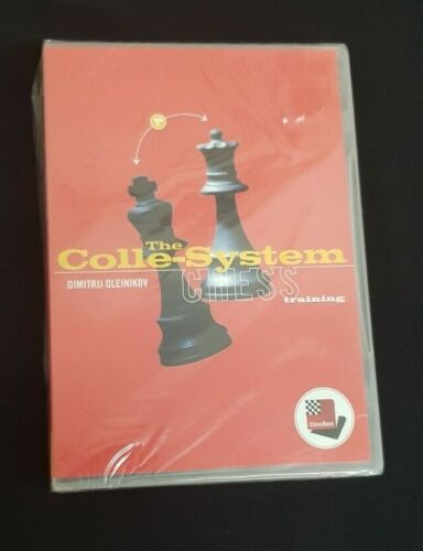 ChessBase Chess Training The Colle-System Dimitrij Oleinikov CD Sealed Software