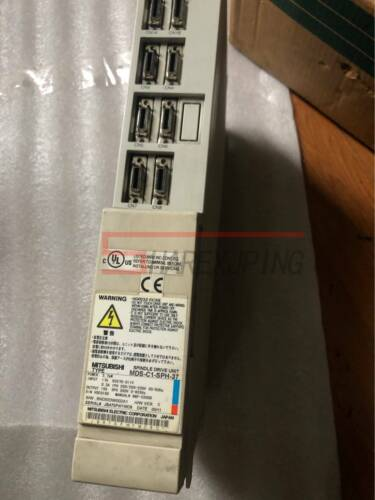 ONE used Mitsubishi spindle drive MDS-C1-SPH-37 TESTED