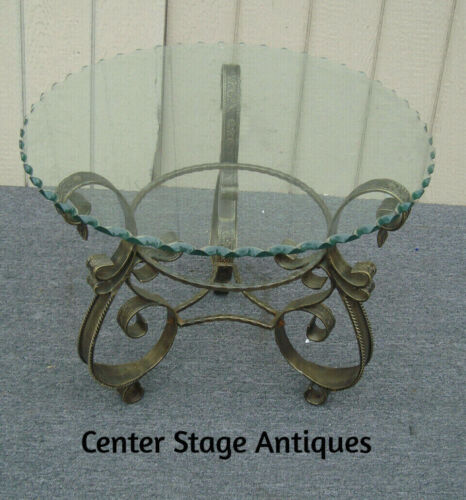 62191 Quality Glass Top Coffee Table Stand