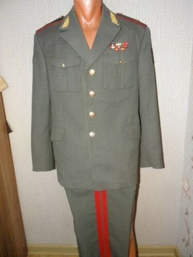 Russia army military daily uniform GENERAL 1  star Army Chemical Corps . 200XUniforms - 104023
