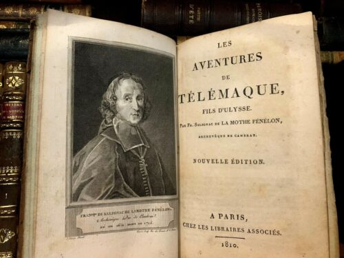1810 THE ADVENTURE OF TELEMACHUS Son of Ulysses