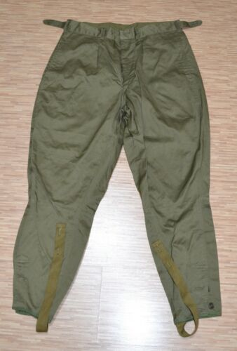 Pants Breeches Trousers Russian Soviet Army Combat Military Uniform USSR US30/48